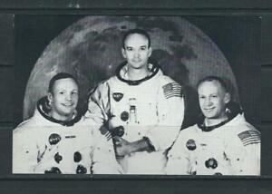 Apollo 11 Astronauts  Photo postcard