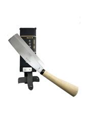 Waist Hatchet Axe,Japanese Knife,double-edged,Hand-forged, Blade 185mm