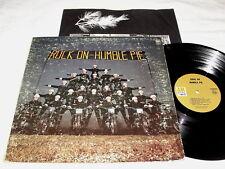 """Humble Pie """"Rock On"""" 1971 Rock LP, VG+, Original A&M Pressing #SP-4301"""
