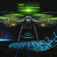 JJRC H98WH RC Quadcopter WIFI FPV 2.4Ghz 6-axis Drone Mit 0.3MP HD Kamera RTF F
