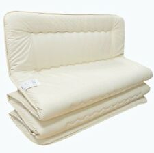Hagiwara Futon Mattress Single Medical Manufacured anti-mite 6-fol F/S