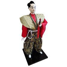 "12"" Japanese Samurai Doll THY2013-12"