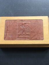 Golf, Wooden Storage Box
