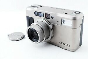[Near Mint] CONTAX TVS 35mm Point & Shoot Film Camera From Japan