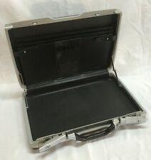 """VINTAGE Samsonite 3"""" VIP Brief Case Briefcase Hard Shell Attache Bag Mod 389903"""