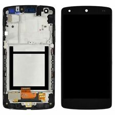 LCD Display Touch Screen Digitizer Assembly For Google Nexus 5 - Black Colour