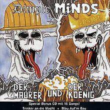 Der Maurer und der König von Dimple Minds   CD   Zustand gut