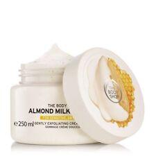 Body Shop Almond Milk & Honey Cream Body Scrub - 8.4 oz.