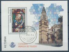 333165) Spanien Block 143 gestempelt Weihnachten