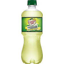 Canada Dry Ginger Ale And Lemonade Soda 6 Pack