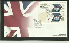 SG3397 GB PARALYMPIC GOLD MEDAL WINNER FDC HELENA LUCAS-SAILING
