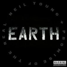 NEIL YOUNG + THE PROMISE OF THE REAL: EARTH CD 2016