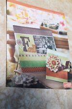 Stampin Up! November 2007 Stampin' Success Magazine FREE SHIP!