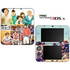 One Direction for New Nintendo 3DS XL Skin Decal Cover