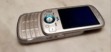 Sony ericsson w20i zylo aluminium-silver (faulty)