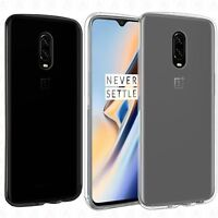 For OnePlus 6T TPU CANDY Gel Flexi Skin Case Phone Cover Accessory