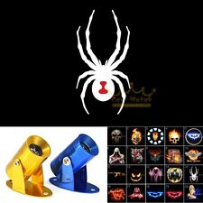 Can-Am Spyder Spider Logo Motorcycle Laser Projector Ghost Shadow Cree LED Light