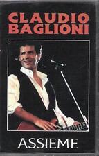 "CLAUDIO BAGLIONI - RARA MC MUSICASSETTA 1992 STAMPA OLANDESE "" ASSIEME """