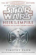 Star Wars: Heir to the Empire, Hardcover by Zahn, Timothy, ISBN 0345528298, I...
