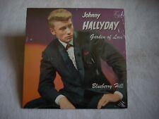 CD single Johnny Hallyday GARDEN OF LOVE-BLUEBERRY HILL-Neuf