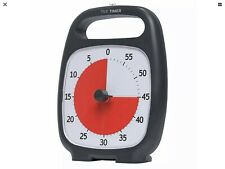 Time Timer Plus-60 Minute Portable Desk Visual Timer-Battery Operated