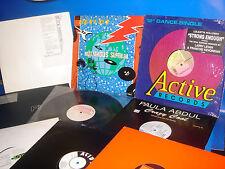 vinile 9 Vinile remixes elettronica ACCID JAZZ-BOB SINCLAR mix-SLICK MISSION