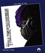 PELICULA BLURAY+DVD TRANSFORMERS EDICION COLECCION EXCLUSIVA FNAC PRECINTADA