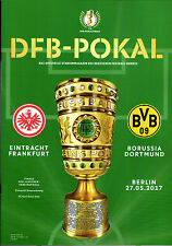 DFB-Pokalendspiel 27.05.2017 Eintracht Frankfurt - Borussia Dortmund in Berlin