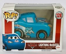 Disney Pixar Cars Lightning McQueen Sdcc Comic Con Exclusive POP VINILO