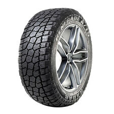 4 Radar Renegade A/T  33X12.50R22LT 114Q E/10 OWL All Terrain Tires 33 1250 22