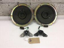 Nissan Micra 1996 MK II 1.0i 16V - Speaker set + tweeters