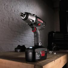 """Craftsman C3 19.2 V Cordless 1/2"""" Drive Impact Wrench+Battery+Charger Kit 31305"""