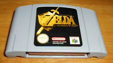 The Legend of Zelda Ocarina of Time-Nintendo N64 Juego-Cartucho únicamente-N64 Juego