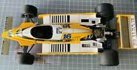 Exoto 1:18 Renault RE20, 1.5 litre turbo, 1980, Rene Arnoux