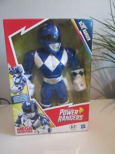 PLAYSKOOL HEROES MEGA MIGHTIES SABANS POWER RANGERS BLUE RANGER NEW IN BOX