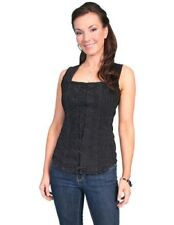 Lace Up Tank, Cami Tops & Blouses for Women