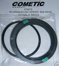 GM Aluminum Sprint 400 Main Crank Shaft Seal Cometic