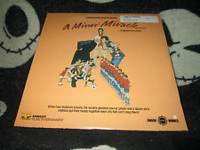 A Minor Miracle NEW SEALED Widescreen Laserdisc John Huston Free Ship $30 Orders