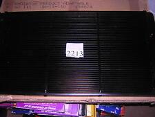 2213 radiateur refroidissement moteur pour vw golf 3 adaptable