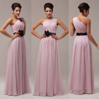 NEW Chiffon Wedding Bridesmaid Party Cocktail Prom Evening Gown Homecoming Dress