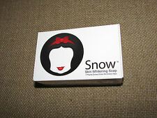 Snow Skin Whitening Soap 7 Plants Extract from the Swiss Alps 135grams