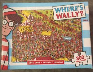 Where's Wally 300 Piece Jigsaw Puzzle