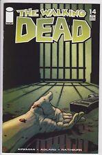 Walking Dead #14 (Nov 2004, Image) VF- Death of Julie 1st Print SR