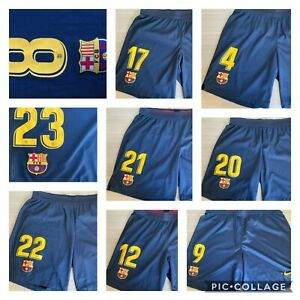 Short Barcelona 2018-19 Vaporknit Kitroom Match Issue Player