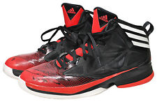 2013 Josh Smith Atlanta Hawks Game-Used & Dual Autographed Sneakers