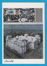 Christo - KPK - Verhüllter Reichstag