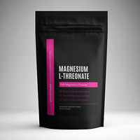 Magnesium L-Threonate (20g) Pharmaceutical Grade - Nootropic Source