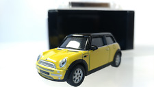 Tomy  Tomica Limited  Scale 1:57   Tipo   Mini  Cooper  Yellow  Used