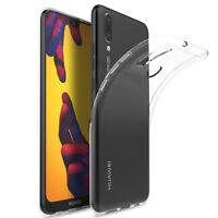 Ultradünn TPU Schutzhülle Huawei P20 Lite Silikon Case Cover Hülle Bumper Schale