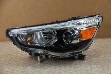 2011-2015 Mitsubishi Outlander Left LH Driver Side Halogen Headlight OEM 11 15